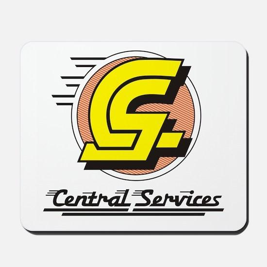 Central Services Mousepad