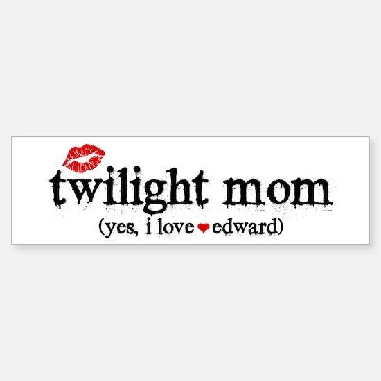 Twilight Mom Sticker (Bumper)