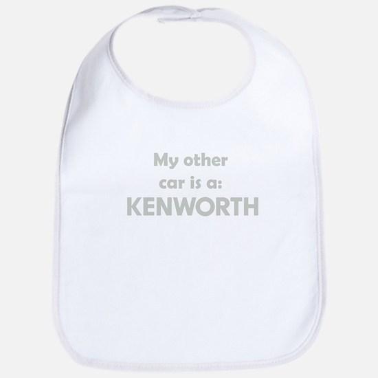 My other car is a KENWORTH Bib