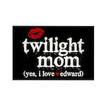 Twilight Mom Rectangle Magnet (100 pack)