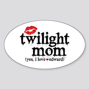 Twilight Mom Sticker (Oval)