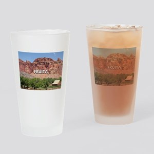 Fruita: Capitol Reef National Park, Drinking Glass