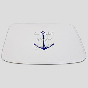 Let's Get Ship Faced Bathmat