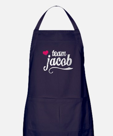 Team Jacob Apron (dark)