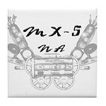 MX-5 na Tile Coaster