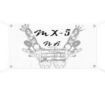 MX-5 na Banner