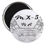 """MX-5 na 2.25"""" Magnet (10 pack)"""