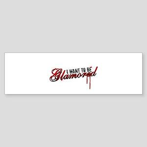 Vampires Sticker (Bumper)