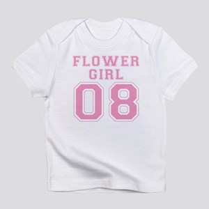 Flower Girl '08 Infant T-Shirt