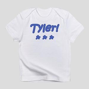 Tyler Creeper Infant T-Shirt