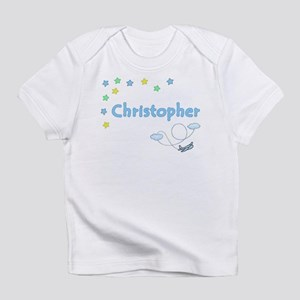Star Pilot Christopher Creeper Infant T-Shirt