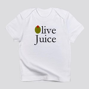 Olive Juice Infant T-Shirt
