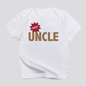 New Uncle Nephew Niece Family Infant T-Shirt