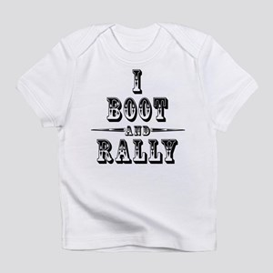 Baby Boot n Rally Infant T-Shirt