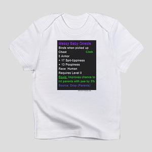 """""""Epic L3wt"""" Creeper Infant T-Shirt"""
