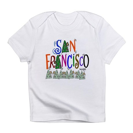 San Francisco Gift Infant T-Shirt
