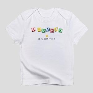 Beagle Creeper Infant T-Shirt