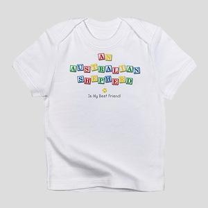 Australian Shepherd Infant T-Shirt