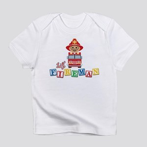 Lil' Fireman Infant T-Shirt