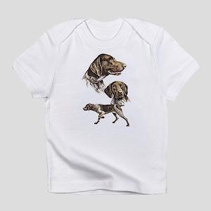 German Shorthaired pointer Infant T-Shirt