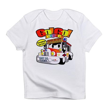 GoGo!Jeepney Infant T-Shirt