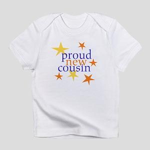 proud new cousin- boy Infant T-Shirt