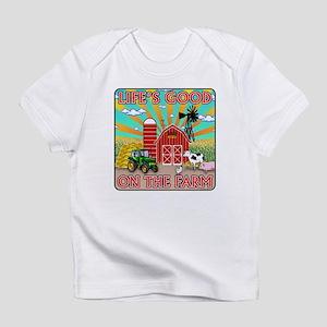 The Farm Infant T-Shirt