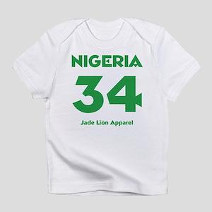 Team Nigeria - #34 Infant T-Shirt