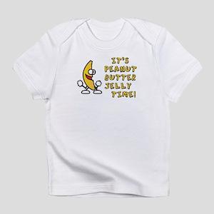 PB n J Time Infant T-Shirt