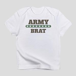 Army Stars Brat Infant T-Shirt