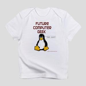 Future Computer Geek<br> Infant T-Shirt