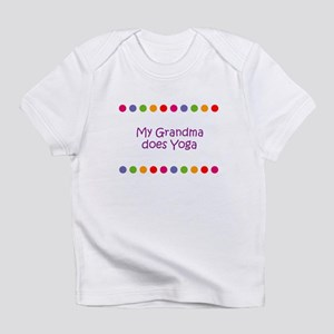 My Grandma does Yoga Infant T-Shirt