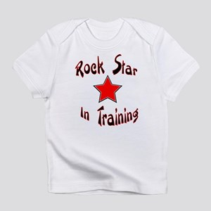 Rock Star In Training Infant T-Shirt