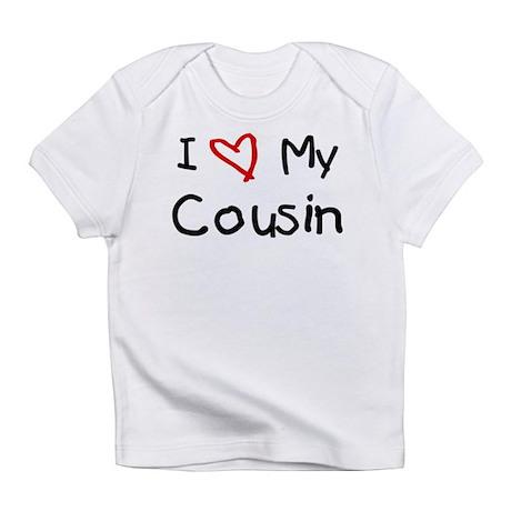 I Love My Cousin Infant T-Shirt