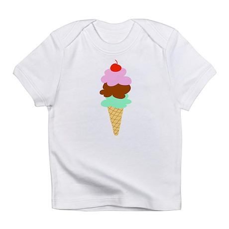 ice cream cone Infant T-Shirt
