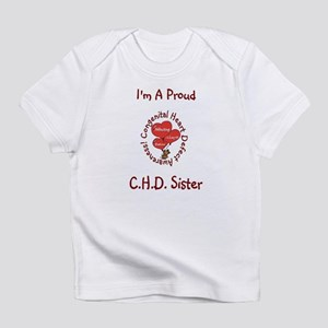 CHD Awareness Infant T-Shirt