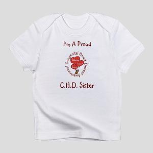 CHD Awareness Infant T-Shirt