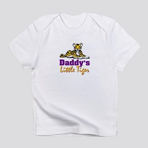 Daddy's Little Tiger Infant T-Shirt