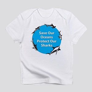 Save Our Oceans. Protect Our Infant T-Shirt