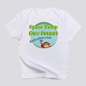 """""""Dress Your Kids Funny"""" - / Onesie Infant T-Shirt"""