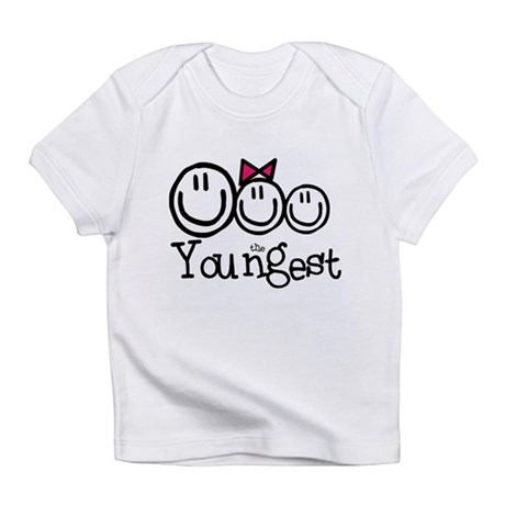 The Youngest Infant T-Shirt