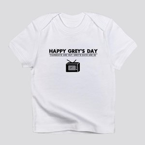 Happy Grey's Day Infant T-Shirt