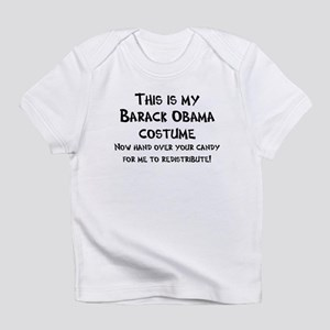 Barack Obama Halloween Costume Infant T-Shirt