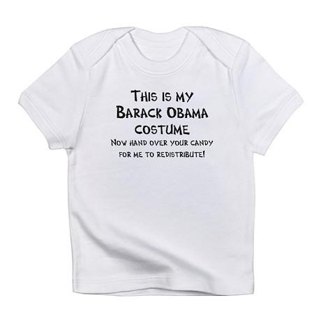Obama Halloween Infant T-Shirt