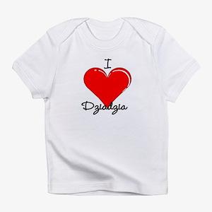 I love Dziadzia Infant T-Shirt