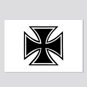 Iron cross Postcards (Package of 8)