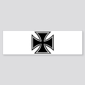 Iron cross Sticker (Bumper)