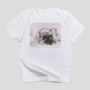 Miniature Schnauzer Stuff! Infant T-Shirt