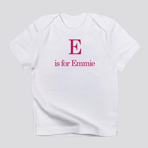 E is for Emmie Infant T-Shirt