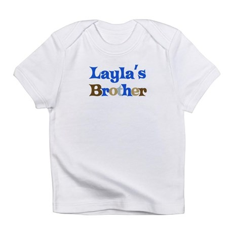 Layla's Brother Infant T-Shirt